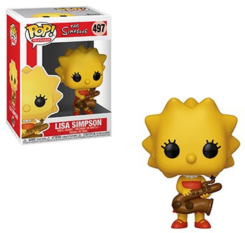 33877 FUNKO POP! Simpsonai - Lisa Pav.